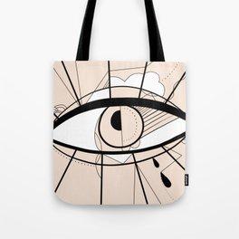 Watch Tote Bag