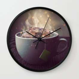 Croodle Wall Clock