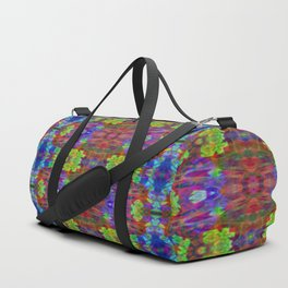 Pattern Duffle Bag