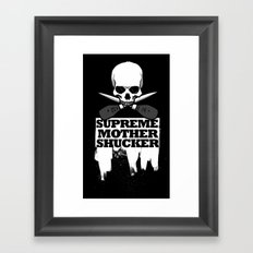 Supreme Mother Shucker 2014  Framed Art Print