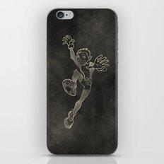 Teen Titans: Beast Boy iPhone & iPod Skin