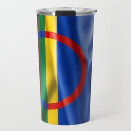Sami Flag Travel Mug