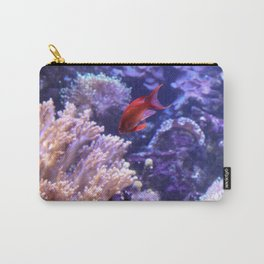 Lonely Fish Carry-All Pouch