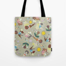 For the love of Books 02 Tote Bag