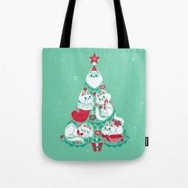 A Very Purry Christmas Tote Bag