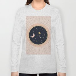 Love in Space Long Sleeve T-shirt