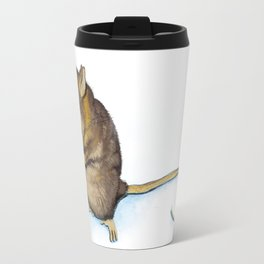 Mountain Pygmy-possum (Burramys parvus) Australian Native Travel Mug