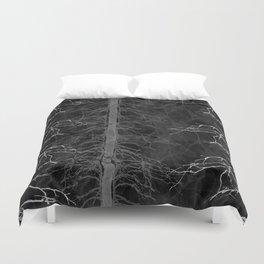 Dark Shaman Duvet Cover