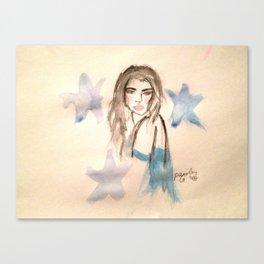 Jet  Canvas Print
