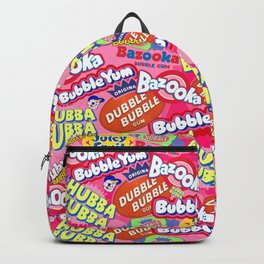 Bubble Gum Explosion Backpack
