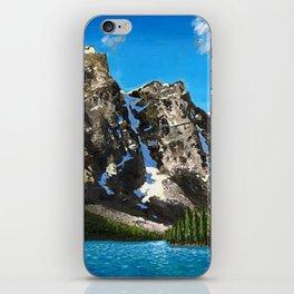 Canadian Vista  iPhone Skin