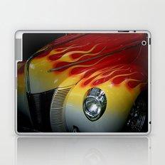 Flaming Beauty Laptop & iPad Skin