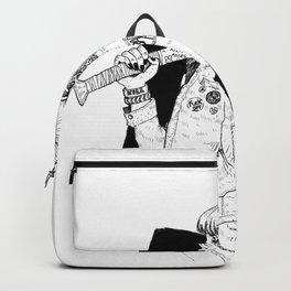Bad Usagi - Sailor Moon Fanart Backpack