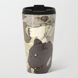Dreamcatcher- looking ahead Metal Travel Mug