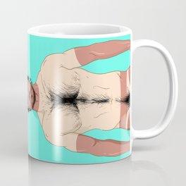 Tanlines Male Coffee Mug