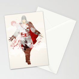 Assassins Creed: Ezio Auditore da Firenze Stationery Cards