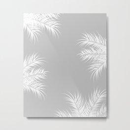 Tropical design 011 Metal Print