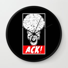ACK! Wall Clock