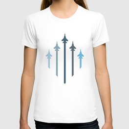 To The Skies! T-shirt