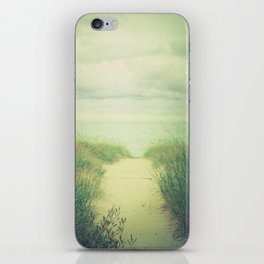 Finding Calm iPhone Skin