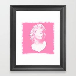 INVRT Framed Art Print