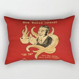 Cup of Doom Rectangular Pillow