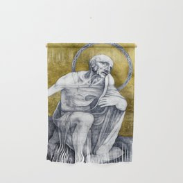 St Jerome Wall Hanging