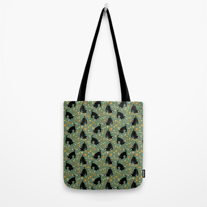 Sniff & Roll  Tote Bag