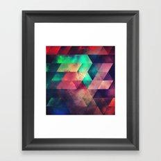 zpyyce Framed Art Print