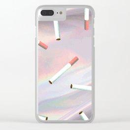 killer beauty Clear iPhone Case