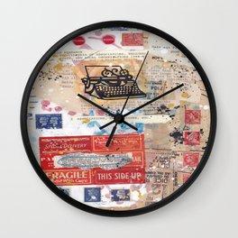 pilliwinks Wall Clock
