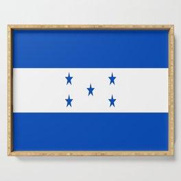 flag honduras,america,latine,spanish,Honduran, Catracho,Mesoamerican,Tegucigalpa,San Pedro,Choloma Serving Tray
