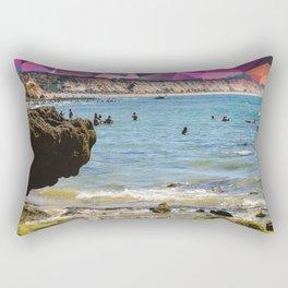 The bath Rectangular Pillow