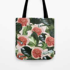 Figs & Leaves #society6 #decor #buyart Tote Bag