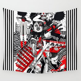 Vi(t)agra Wall Tapestry