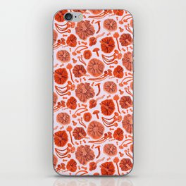 Belle Chanterelle, Orange Pop iPhone Skin
