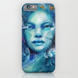Keeper of the Tides iPhone Case