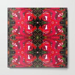 Pattern45555v Metal Print