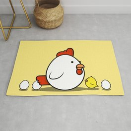 Little Chick Rug