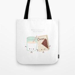 Fall in love - Ingredienti coraggiosi Tote Bag