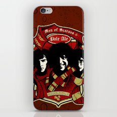 Men of Scarves iPhone & iPod Skin