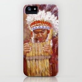 Culture and tradition / Culture et tradition iPhone Case
