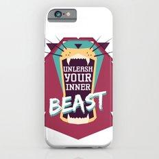 Unleash Your Inner Beast Slim Case iPhone 6s
