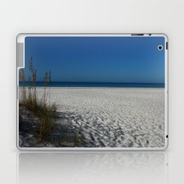 A Peaceful Day At A Marvelous Gulf Shore Beach Laptop & iPad Skin