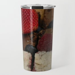Assorted Desserts Travel Mug