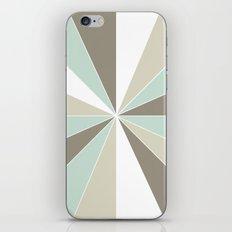 Champagne iPhone & iPod Skin