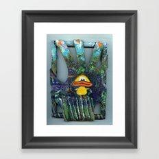 Duckie Framed Art Print