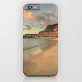 Golden Amadores iPhone Case
