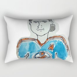 Hockey Rectangular Pillow