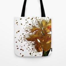 Iris Explosion Tote Bag